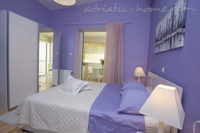Appartementen Studio Apartment with Balcony (2 Adults), Makarska, Kroatië - foto 6