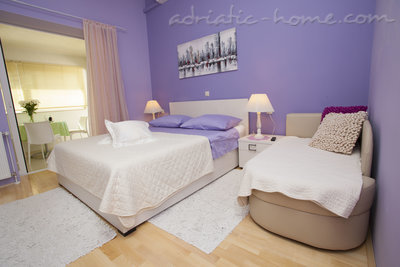 Appartementen Studio Apartment with Balcony (2 Adults), Makarska, Kroatië - foto 9