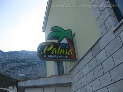 Apartamentos Studio Apartment with Terrace (2 - 3 Adults)	, Makarska, Croácia - foto 5