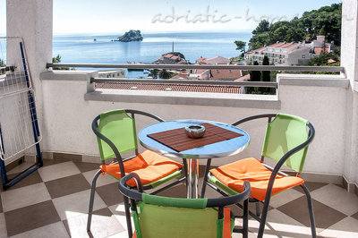 Apartments ĐUROVIĆ VIII, Petrovac, Montenegro - photo 7