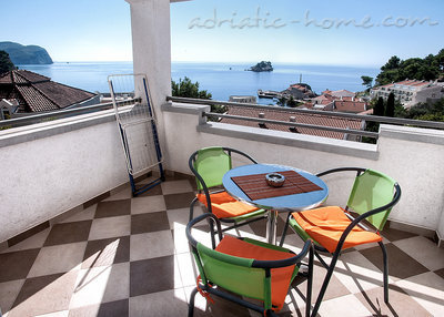 Apartments ĐUROVIĆ VIII, Petrovac, Montenegro - photo 2