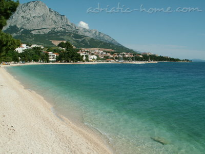 Studio apartment HERCEG II, Baška Voda, Croatia - photo 12