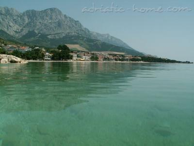 Studio apartment HERCEG II, Baška Voda, Croatia - photo 2