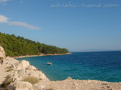 Appartements IVAN, Podgora, Croatie - photo 8
