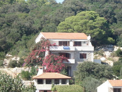Apartments Villa Paradise, Lastovo, Croatia - photo 1