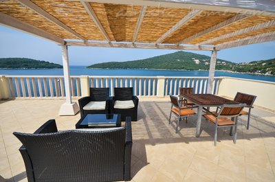 Apartments VILLA MARINA III, Molunat (Konavle), Croatia - photo 4