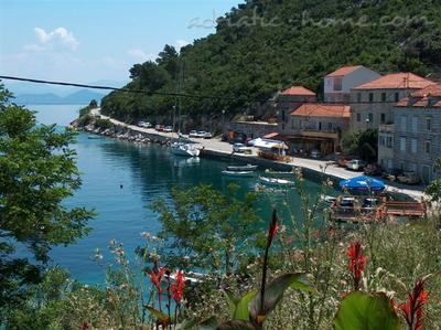 Apartamentos Adriatic-house with seaview pool, Mljet, Croácia - foto 10