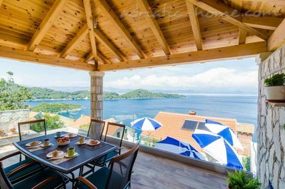 Apartmány Adriatic-house with seaview pool, Mljet, Chorvátsko - fotografie 6