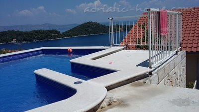 Apartments SOBRA I, Mljet, Croatia - photo 4