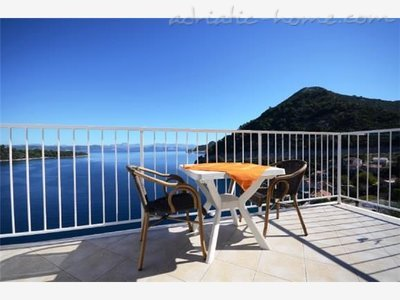 Ferienwohnungen Adriatic-apartment with jacuzzi, Mljet, Kroatien - Foto 2