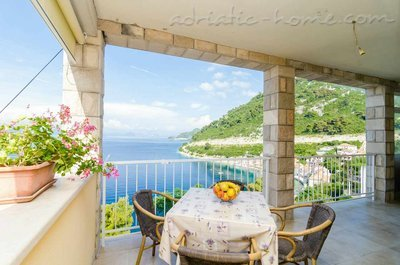 Ferienwohnungen Adriatic-apartment with jacuzzi, Mljet, Kroatien - Foto 5