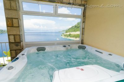 Ferienwohnungen Adriatic-apartment with jacuzzi, Mljet, Kroatien - Foto 4