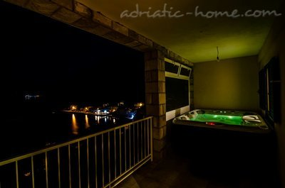 Ferienwohnungen Adriatic-apartment with jacuzzi, Mljet, Kroatien - Foto 6