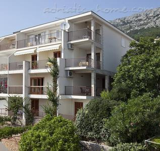 Studio apartment MARIJA  VIII, Brela, Croatia - photo 9
