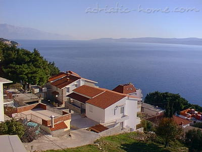 Апартаменты ADRIA TOP HOUSE  C, Omiš, Хорватия - фото 7
