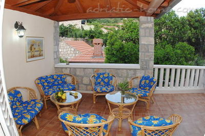 Apartments VILLA FRANKA I, Lopud, Croatia - photo 2