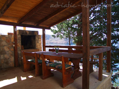 House Adriatic coast, Rudelić draga, Karlobag, Croatia - photo 1
