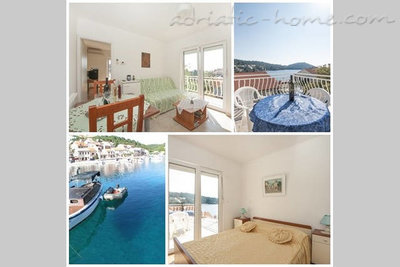 Апартаменты VILLA LAGARRELAX II Couple apartment, Korčula, Хорватия - фото 1