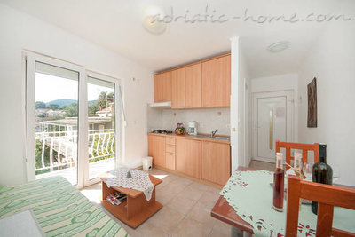 Апартаменты VILLA LAGARRELAX II Couple apartment, Korčula, Хорватия - фото 6