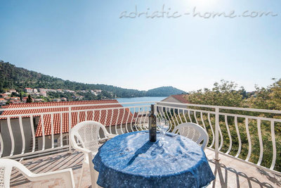 Апартаменты VILLA LAGARRELAX II Couple apartment, Korčula, Хорватия - фото 9