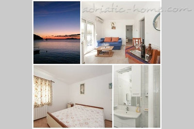 Apartmaji VILLA LAGARRELAX III Great for a couple or friends, Korčula, Hrvaška - fotografija 1