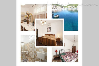 Apartamenty VILLA LAGARRELAX IV Great for a group of friends, Korčula, Chorwacja - zdjęcie 1