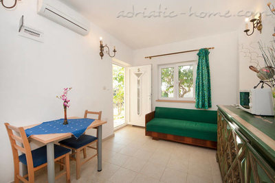 Apartmány VILLA LAGARRELAX V Couple or friends apartment, Korčula, Chorvatsko - fotografie 2