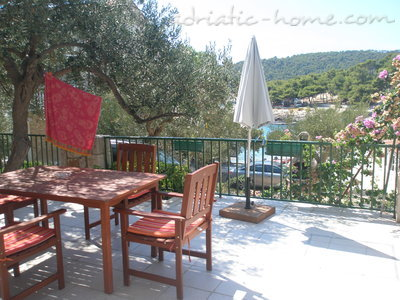 Apartments Nikola i Tonka Tudor 1,2, Hvar, Croatia - photo 14