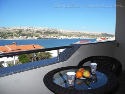 Studio apartment PALČIĆ II, Pag, Croatia - photo 9