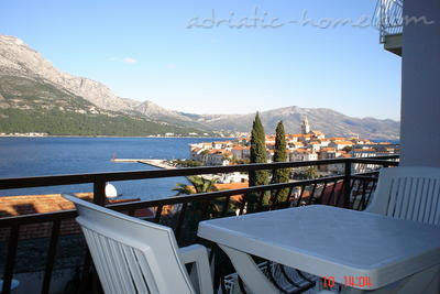 Appartements ADRIATIC III, Korčula, Croatie - photo 1