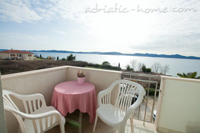 Apartamentos Seaside apartment house Zadar, Zadar, Croácia - foto 10
