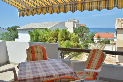 "Studio apartment Holiday Pag ""A"", Pag, Croatia - photo 1"