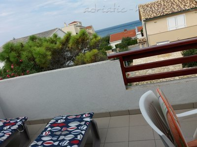 "Studio appartement Holiday Pag ""A"", Pag, Kroatië - foto 12"