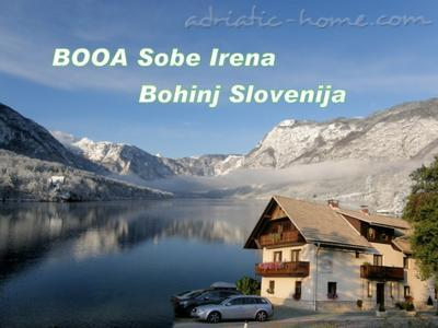 Rooms BOOA Rooms Irena Lake Bohinj, Bohinj, Slovenia - photo 1