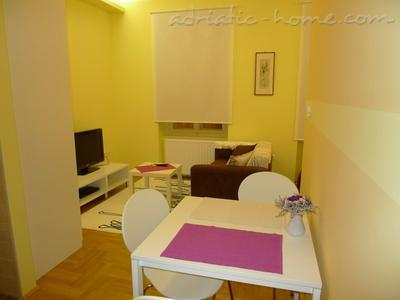 Studio apartment CENTAR II, Zagreb, Croatia - photo 1