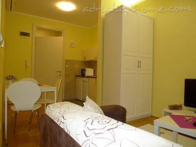 Studio apartment CENTAR II, Zagreb, Croatia - photo 3