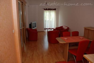 Appartementen SPRINGS - RED ****, Pržno, Montenegro - foto 3