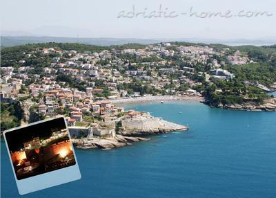 Квартира-студия HOLIDAY, Ulcinj, Черногория - фото 14