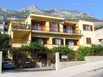 Apartments APP/2+1, Makarska, Croatia - photo 1