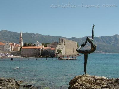 Apartments VILA K5+ ***, Budva, Montenegro - photo 6