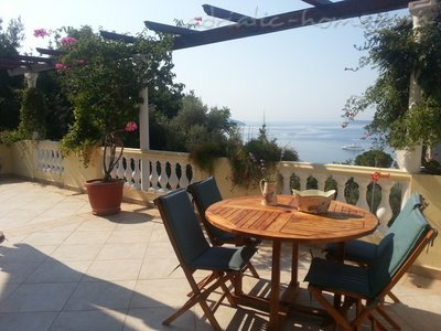Appartementen Herceg Novi - Delux two bedroom apartment with huge terrace and  sea view, Herceg Novi, Montenegro - foto 1