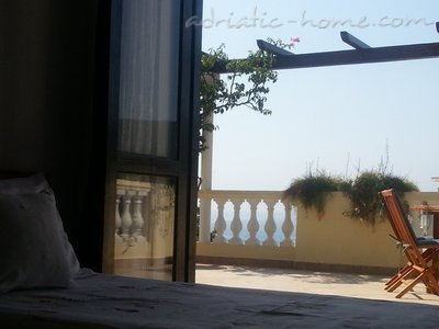 Appartementen Herceg Novi - Delux two bedroom apartment with huge terrace and  sea view, Herceg Novi, Montenegro - foto 7