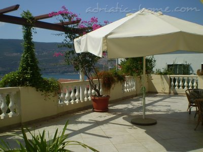 Appartementen Herceg Novi - Delux two bedroom apartment with huge terrace and  sea view, Herceg Novi, Montenegro - foto 14
