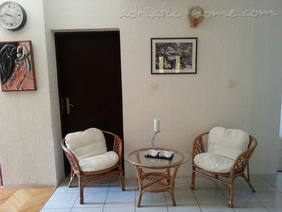 Appartementen Herceg Novi - Delux two bedroom apartment with huge terrace and  sea view, Herceg Novi, Montenegro - foto 11