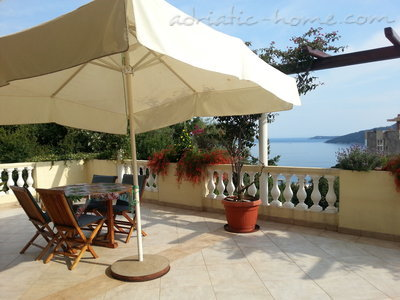 Leiligheter Herceg Novi - Delux two bedroom apartment with huge terrace and  sea view, Herceg Novi, Montenegro - bilde 13