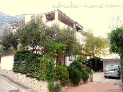 Apartments SILVANA-APP 2+2, Makarska, Croatia - photo 4