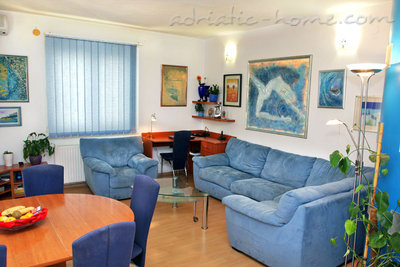 Apartments SILVANA-APP 6+1, Makarska, Croatia - photo 1