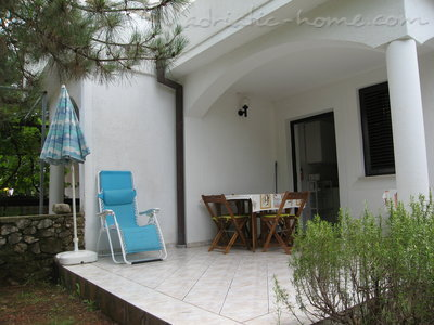 Studio apartment ZANELLA***  PUNAT, Krk, Croatia - photo 1