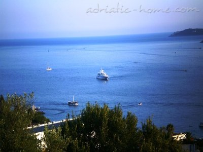 Ferienwohnungen Herceg Novi -Top floor two bedroom apartment with huge terrace and panoramic sea view, Herceg Novi, Montenegro - Foto 6
