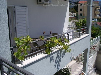 Studio apartment Šarić, Baška Voda, Croatia - photo 14